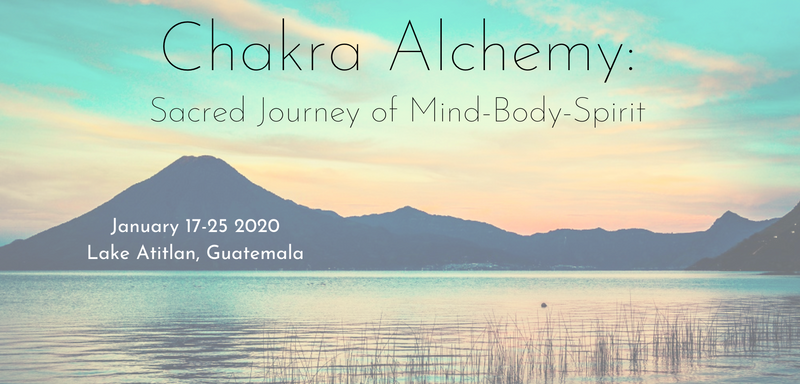 Immersion Retreat :: Chakra Alchemy (Full Payment)