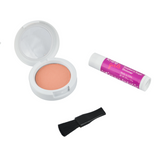 PEACHY PINK DELIGHT - KLEE GIRLS NATURAL MINERAL BLUSH & LIP SHIMMER DUO
