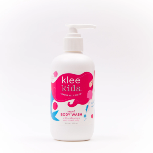 REGAL BODY WASH - WITH CALENDULA AND ROYAL JELLY, 8 OZ