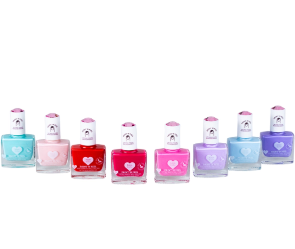 Kids Water-Based Peelable Nail Polish
