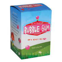 Do it Yourself Bubble Gum