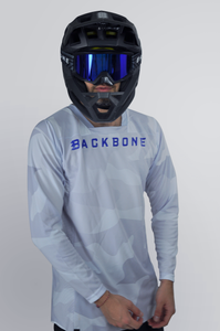The White Camo - Backbone mtb