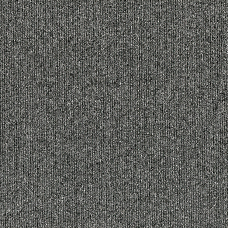 Compass 18'' X 18'' Premium Peel And Stick Carpet Tiles (Sky Grey)