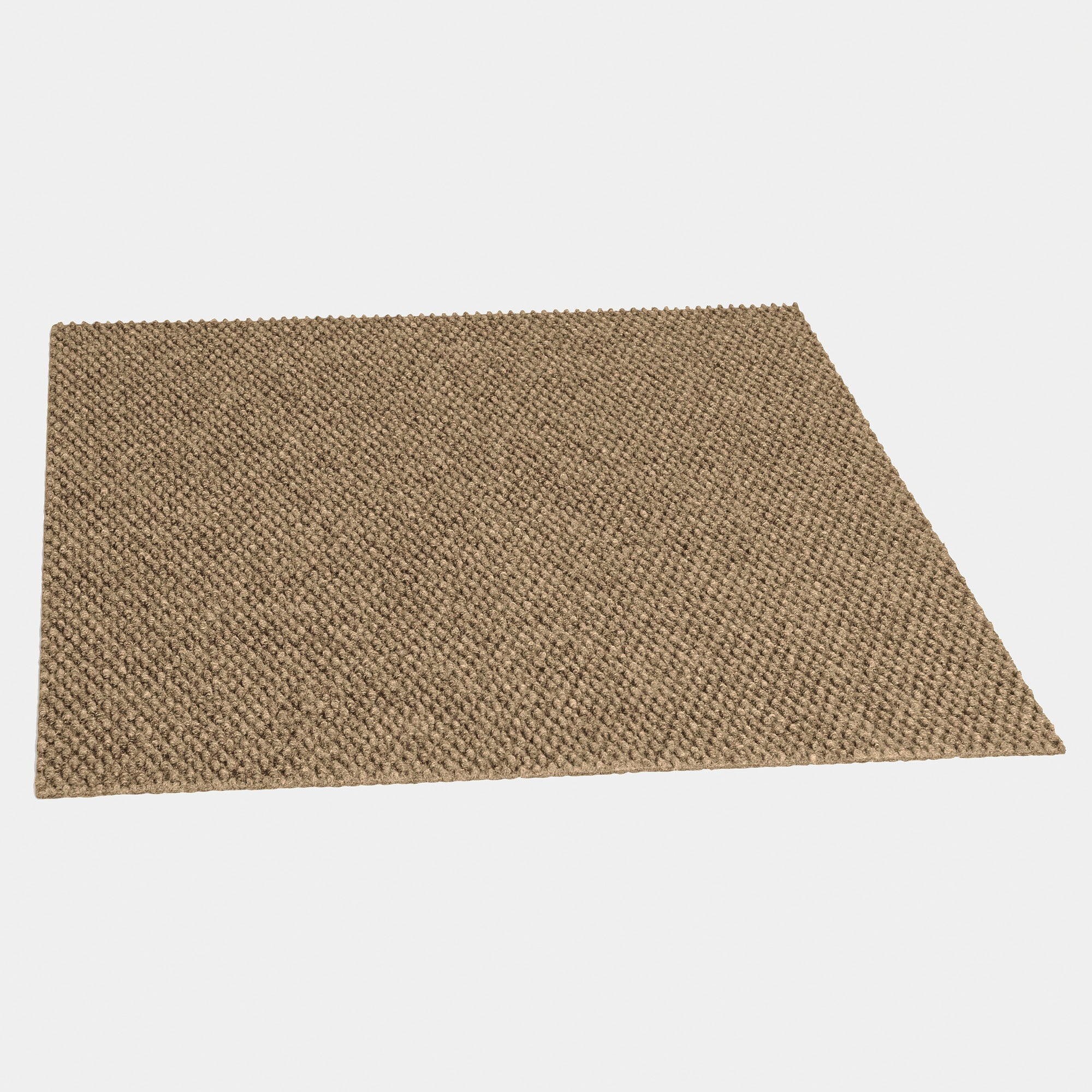 Gravity 18'' X 18'' Premium Peel And Stick Carpet Tiles (Ivory)
