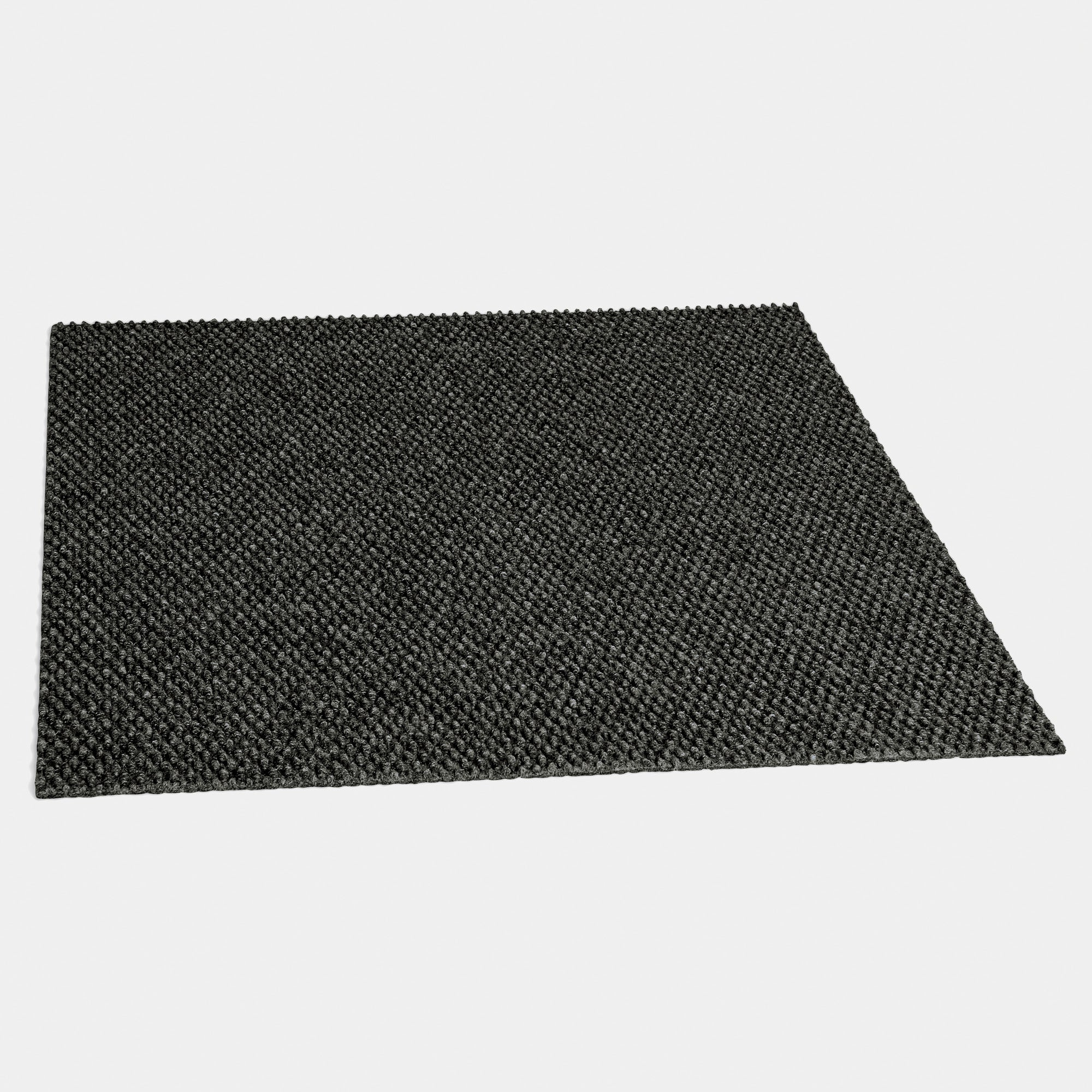 Inertia 18'' X 18'' Premium Peel And Stick Carpet Tiles (Heather Green)