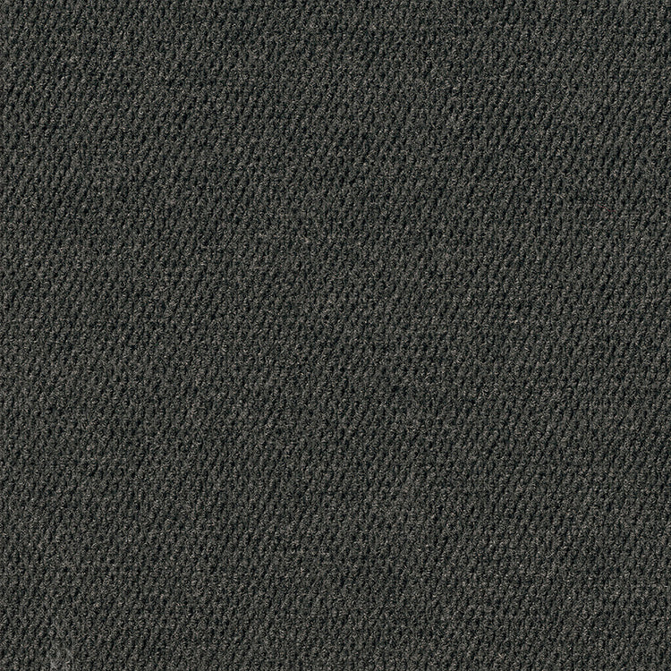 Inertia 18'' X 18'' Premium Peel And Stick Carpet Tiles (Black Ice)