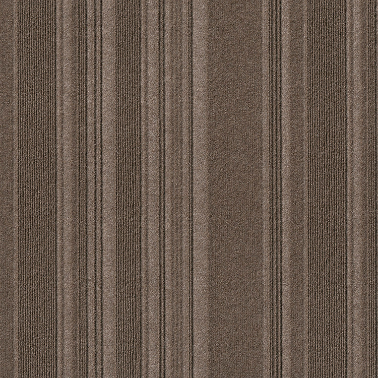 Issac 24'' X 24'' Premium Peel And Stick Carpet Tiles (Espresso)