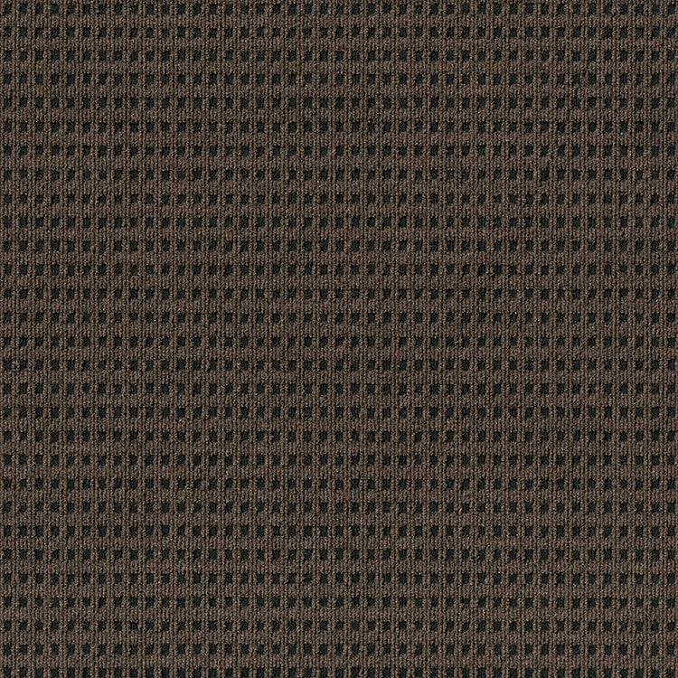 Motion 24'' X 24'' Premium Peel And Stick Carpet Tiles (Espresso)