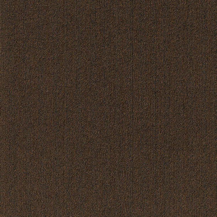 Pioneer 24'' X 24'' Premium Peel And Stick Carpet Tiles (Mocha)