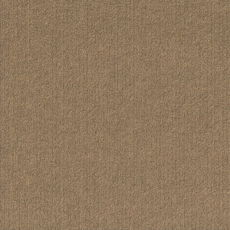 Pioneer 24'' X 24'' Premium Peel And Stick Carpet Tiles (Chestnut)