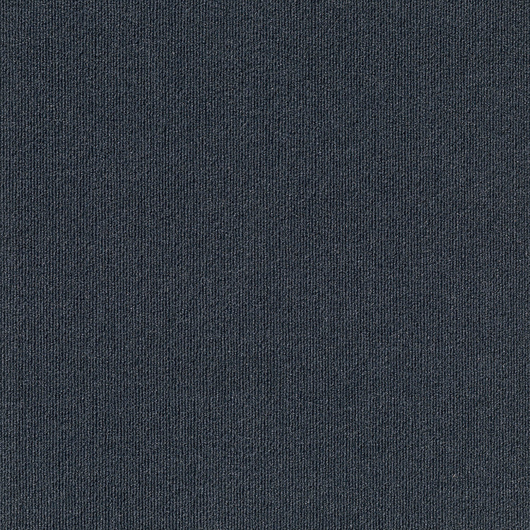 Pioneer 24'' X 24'' Premium Peel And Stick Carpet Tiles (Ocean Blue)