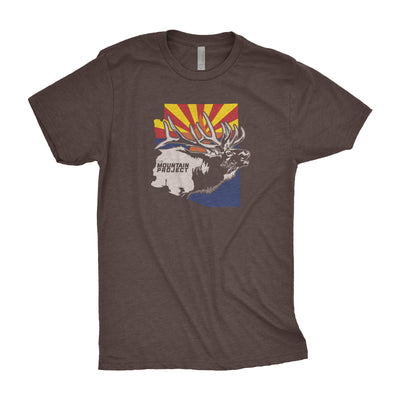 Elk State Arizona Tee