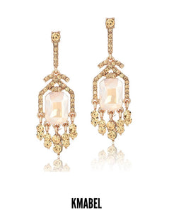 Kuzi Rhinestone Bridal/Occasion Earrings