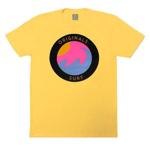 "Originals ""SURF"" Emblem T-Shirt ""Venice Maize"""