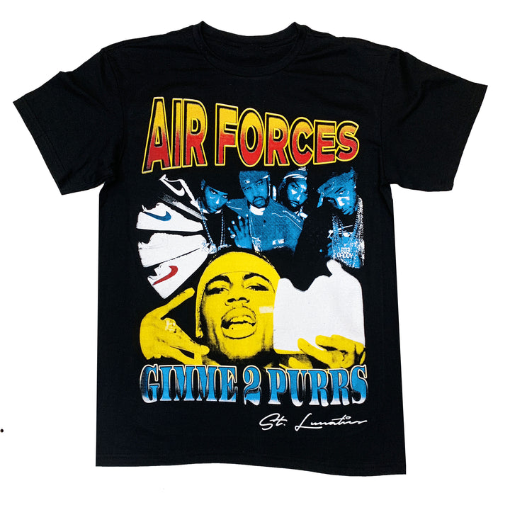 "Air Forces ""Vintage"" T-Shirts"