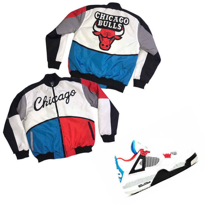 "Nostalgic Club ""What The Chi"" Jacket"