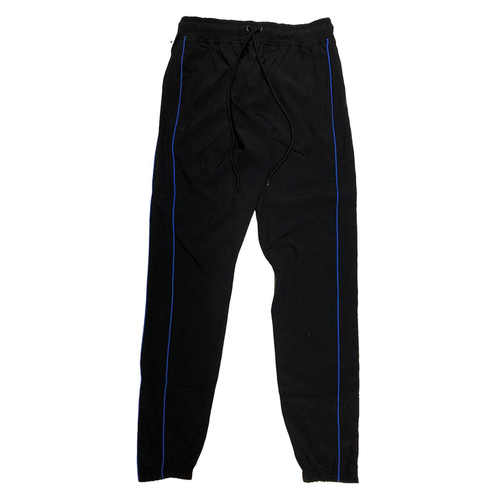 "ByKiy ""Everyday"" StretchBreaker Pant ""Black/Royal Line"""