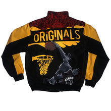 "Load image into Gallery viewer, Originals ""Since 91"" Windbreaker Jacket ""Cardinal"""