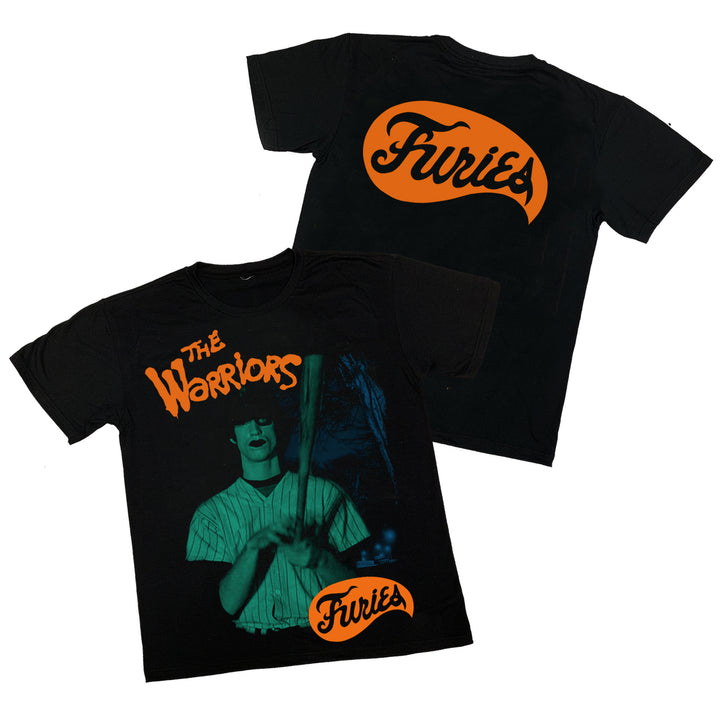 Baseball Furies Warriors Vintage T-Shirt
