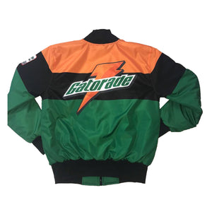 "Nostalgic Club ""Gatorade"" Racing Jacket ""Green"""