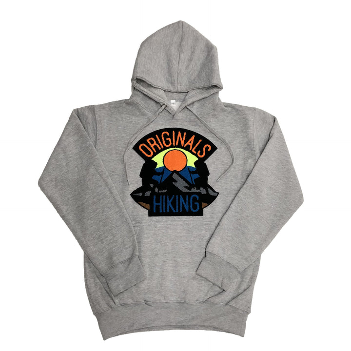 "Originals Hiking Series ""Grey"" Hoodie"