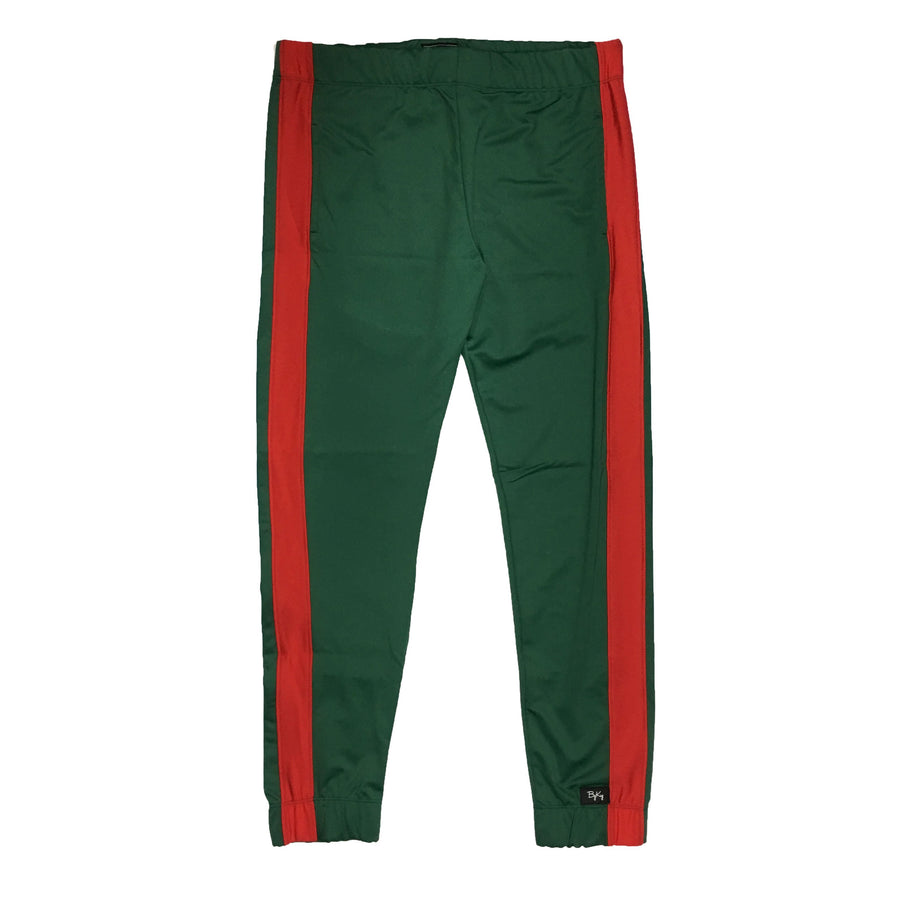 "By Kiy Track Pant ""USA"" Edition ""Green"""