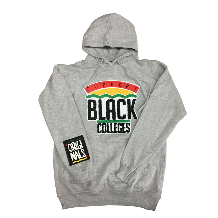 "Originals ""Support Black Colleges"" Hoodie ""Grey"""