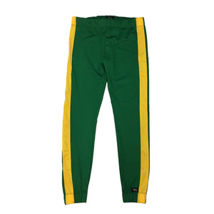 "By Kiy Track Pant ""USA"" Edition Green/Yellow"
