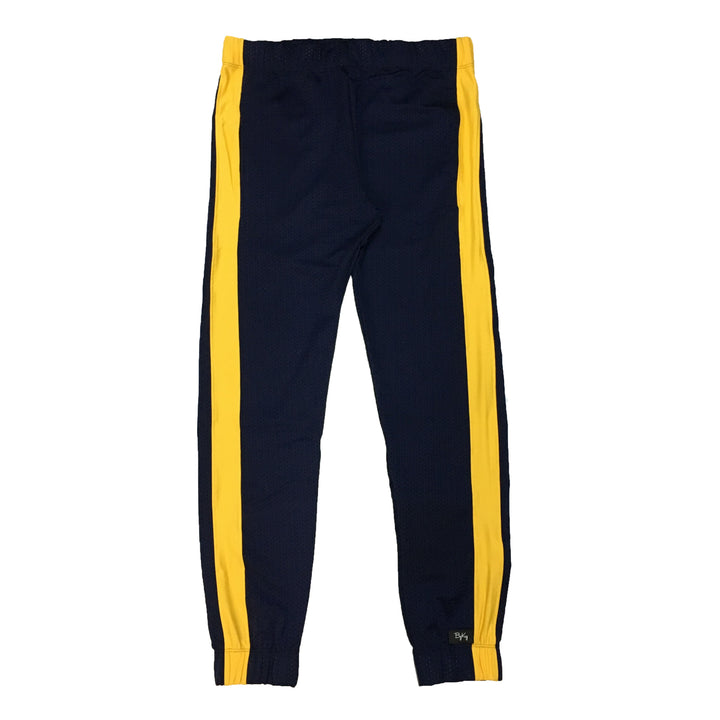 "By Kiy Track Pant ""USA"" Edition Navy/Yellow"
