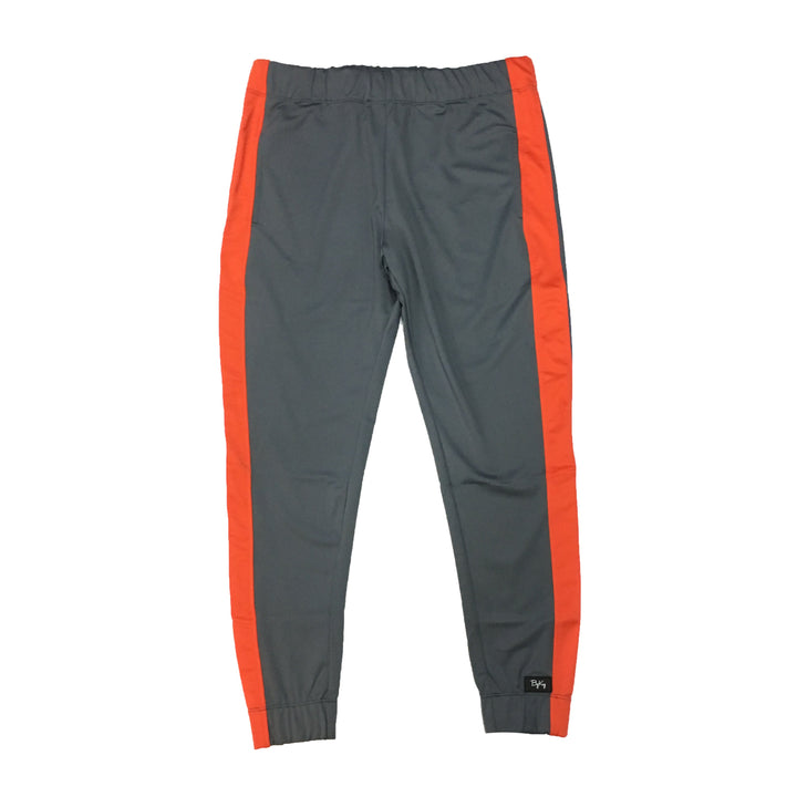 "By Kiy Track Pant ""USA"" Edition Grey/Orange"
