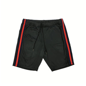 "ByKiy ""Italy"" Track Shorts Red/Blue"