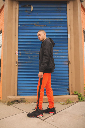 "By Kiy Track Pant ""USA"" Edition ""Orange"""