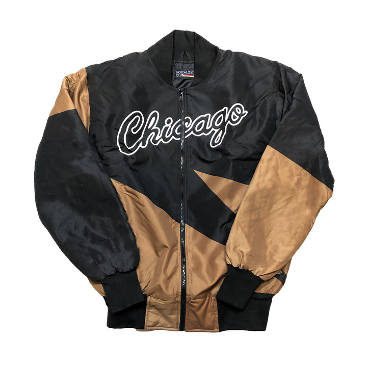"Nostalgic Club Chicago Jacket ""Olive Bull"""