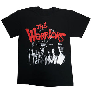 Warriors Coney Island Vintage T- Shirt