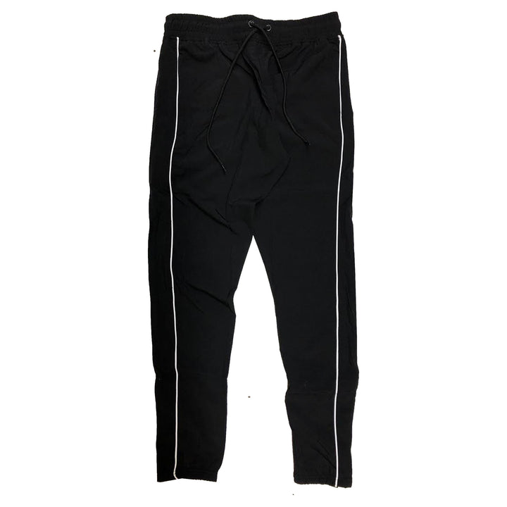 "ByKiy ""Everyday"" StretchBreaker Pant ""Black/White Line"""