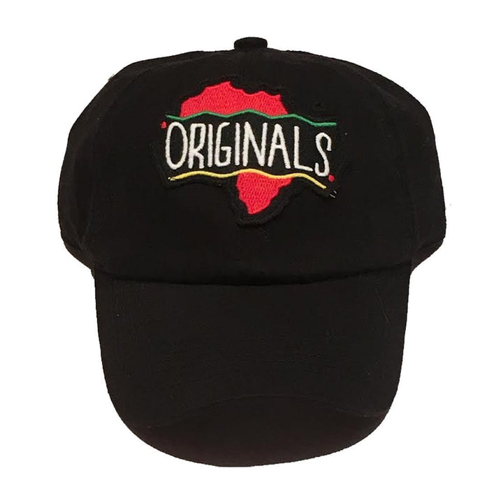 "Originals ""African"" Dad Hat ""Black"""