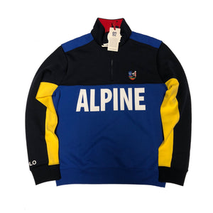 "Ralph Lauren Polo ""Alpine"" Pullover Sweater"