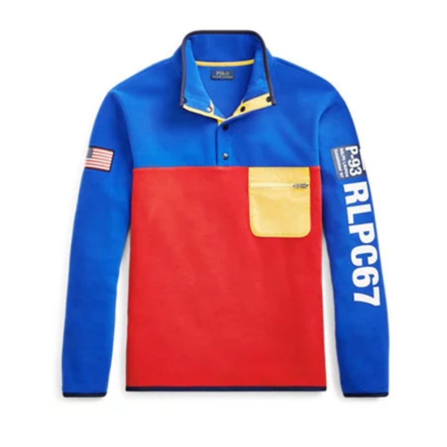 "Ralph Lauren Polo ""Hi Tech"" Polar Fleece"