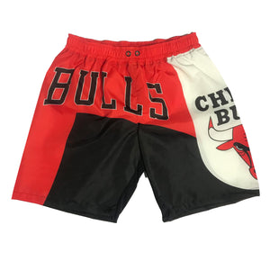 "Nostalgic Club ""Chicago"" Bred Trunks"