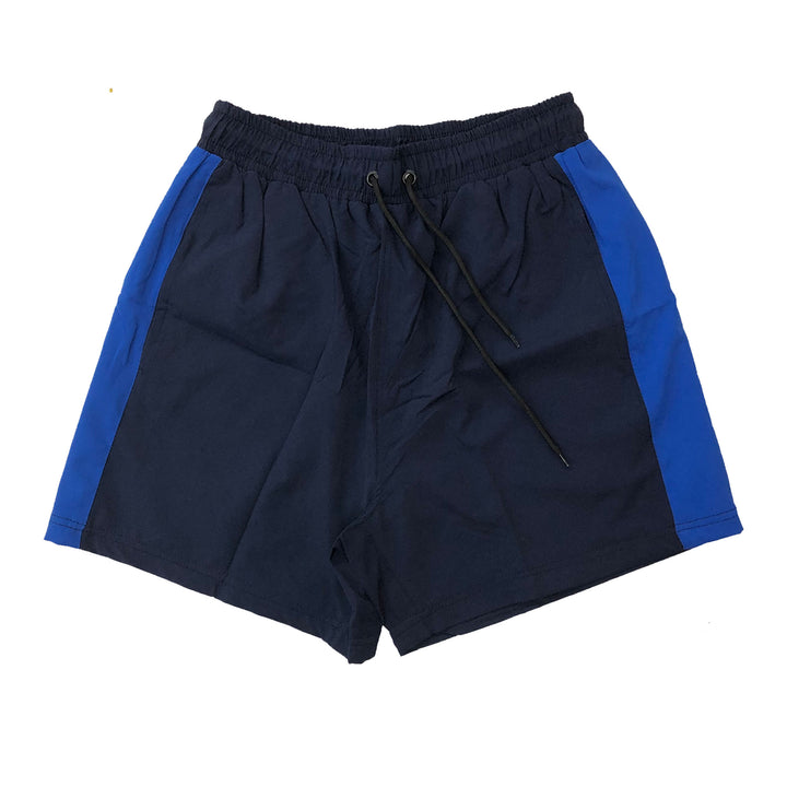 "ByKiy Stretchbreaker Short ""Navy/Royal"""