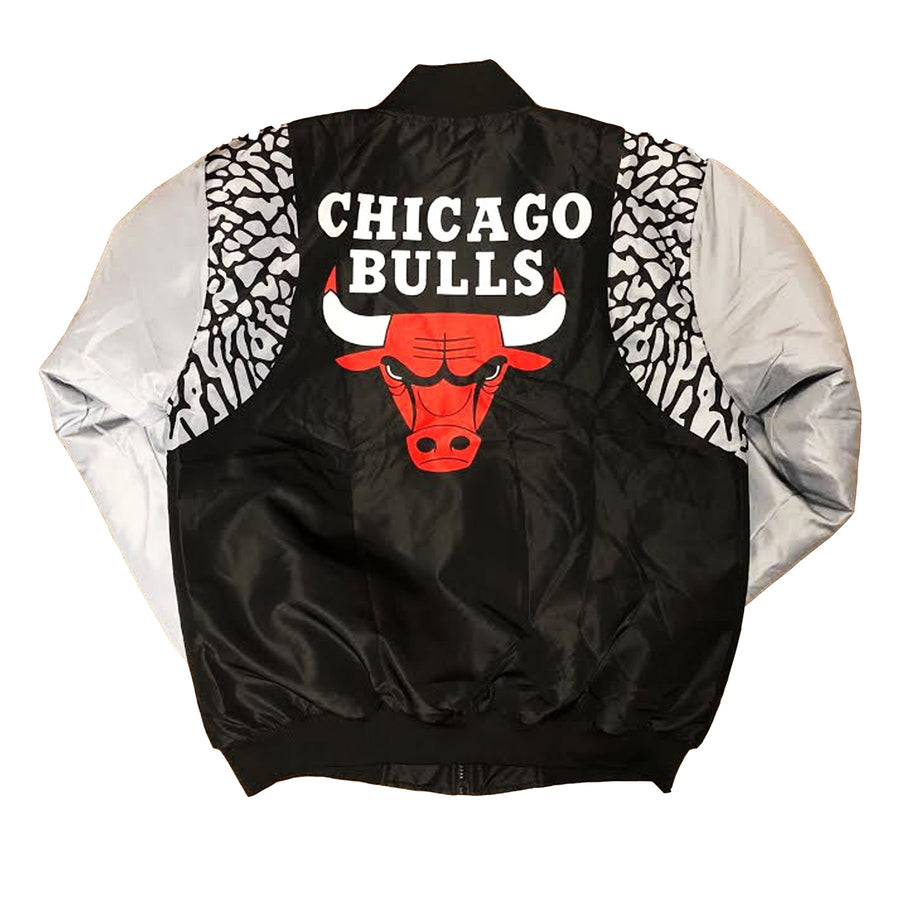 "Nostalgic Club ""Cement Bull"" Jacket ""Black"""