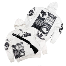 "Load image into Gallery viewer, Originals ""Support Cleaver"" Hoodie ""White"""