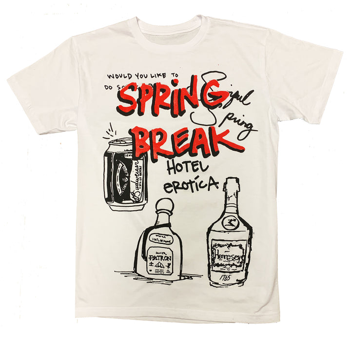 "Rock Hard Vintage ""Drunk"" Tee"
