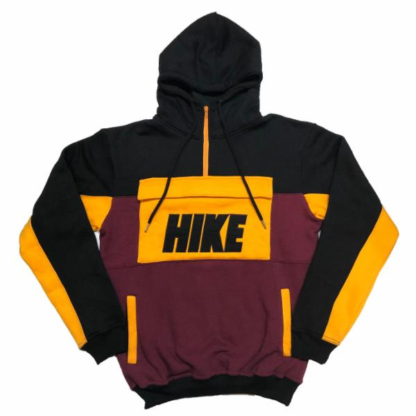 "Originals Hiking Pullover Hoodie ""Burgundy"""