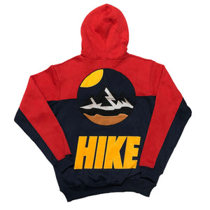 "Originals Hiking  Pullover Hoodie ""Navy/Red"""