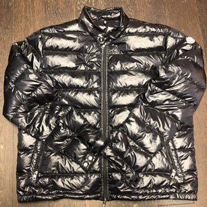 "Moncler Light Down Jacket ""Black"""