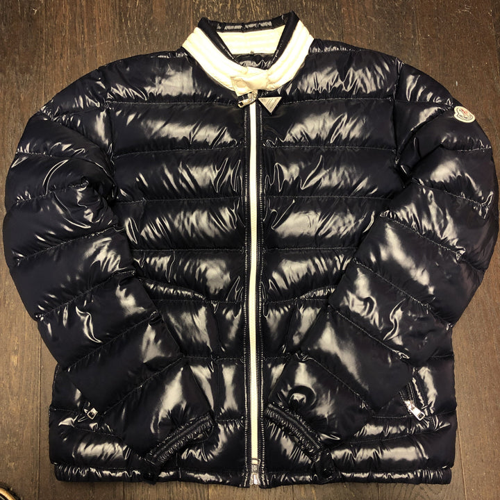 "Moncler Down Jacket ""Navy"""