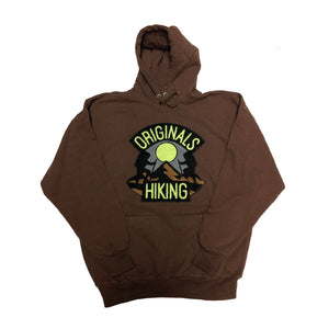 "Originals Hiking Series ""Mauve"" Hoodie"