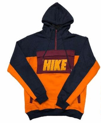 "Originals Hiking  Pullover Hoodie ""Navy / Orange"""