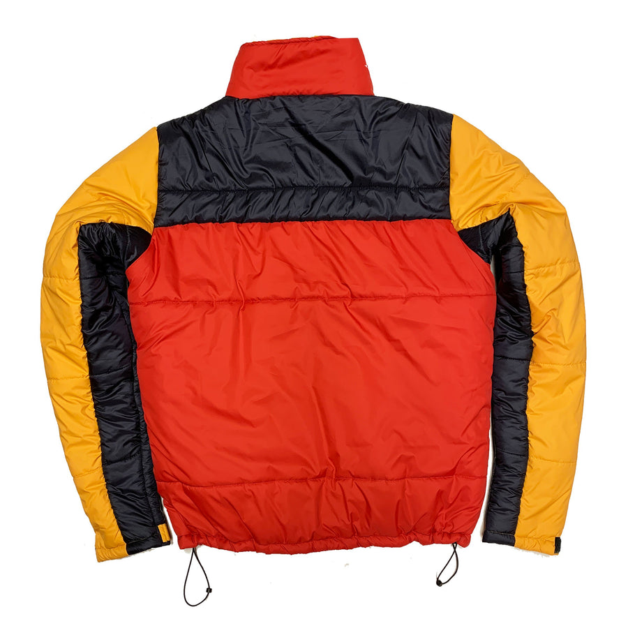 "Originals Hiking Series Down Jacket ""Navy/Red/Canary"""